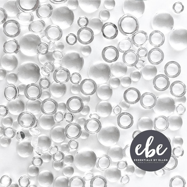 Crystal Clear Droplets, Essentials by Ellen Embellishments -