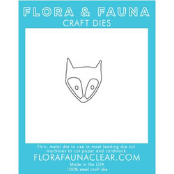 Fox Head, Flora & Fauna Dies - 725835782067