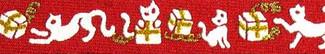 Cats & Presents Beastie Band Cat Collar