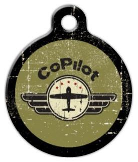 CoPilot Dog ID Tag-Cat ID Tag