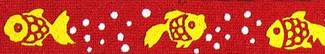 Goldfish Beastie Band Cat Collar