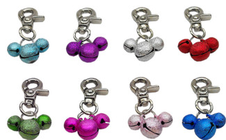 Triple Bell Charm for Pet Collars