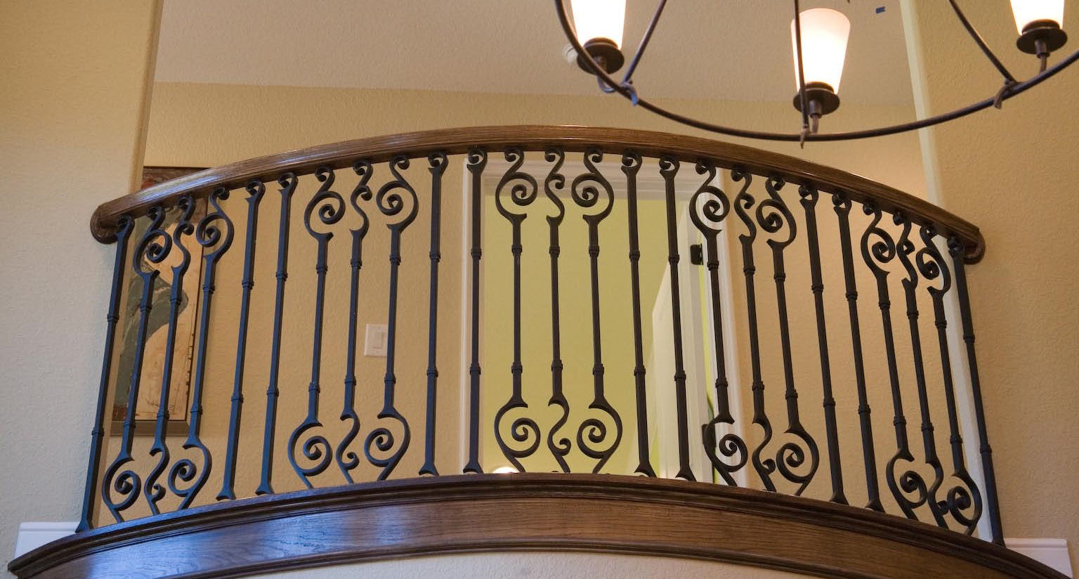 Westfire Stair Parts. Iron Balusters