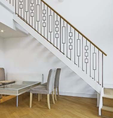 Aalto Stair System Part 60