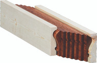 6010B Brazilian Cherry Bending Handrail