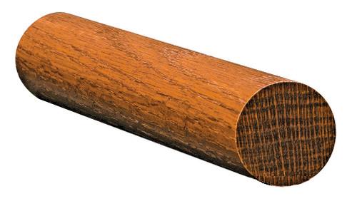 1500 1 1 2 Inch Red Oak Round Handrail Westfire Stair Parts