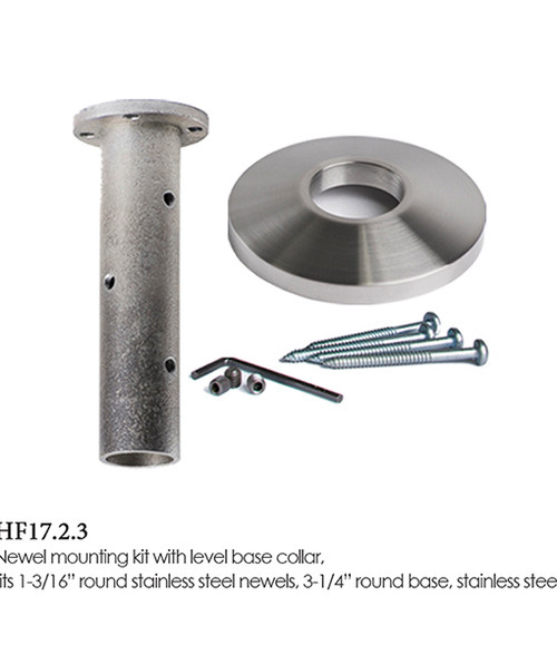 HF17.2.3 Newel Post Collar Kit
