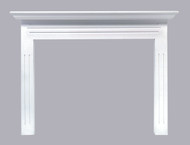 The Newport Fireplace Mantel surround
