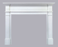 "The Windsor 48"" Fireplace Mantel"