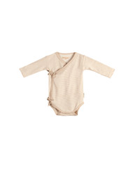 Eotton Certified Organic Cotton Baby Pullover Bodysuit