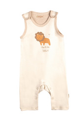 Eotton Certified Organic Cotton Sleeveless Coverall