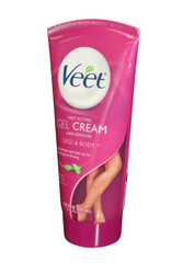 Veet Fast Acting Gel Cream Hair Removal 6.78 Oz New
