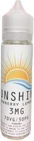 SunShine eLiquid 60ml bottle