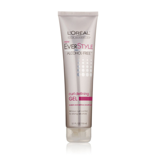 L'Oreal Paris EverStyle Alcohol-Free Curl Defining Gel Front