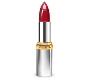 L'Oreal Colour Riche Anti-Aging Serum Lipcolour Royal Red 303