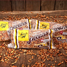 3 bags of medium pecan pieces