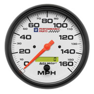 """5"""" Electrical, Programmable Speedometer, 160 mph"""
