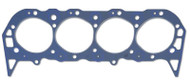 """Composition Head Gasket (1965-1990) - Use with Mark IV (1965-1990) engines only - Compressed thickness is 0.039"""""""
