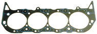 """Composition Head Gasket (1965-1990) - Use with Mark IV (1965-1990) engines only - Compressed thickness is 0.041"""""""