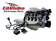 Connect & Cruise LSA (6.2L Supercharged) - 556hp Automatic