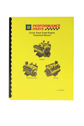 BOOK,H/PRF (CIRCLE TRACK CRATE ENGINES)