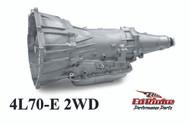 TRANSMISSION, AUTO SUPERMATIC 4L70-E 2WD
