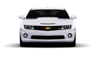 Custom Graphics -   Cowl Vinyl Wrap by Original Wraps, White