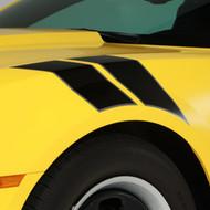 Decal/Stripe Package - Fender Hash Marks -  Stripe Package - Satin Black