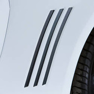 Decal/Stripe Package - Gill Stripes - Stripe Package - Black