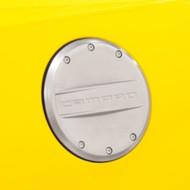 Fuel Door - Chrome