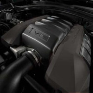 Engine Cover - V-8 (LS3 and L99) - Black (GBA)
