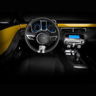 Interior Trim Kit - Yellow (GCO)