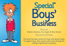 Special Boys' Business™