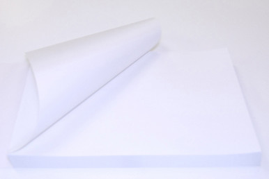 Z-fold chart paper 200mm wide by 100m long - 5 pack