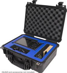 GL840 Series Pelican Case with Custom Foam Inserts