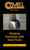 Shaping Aluminum with Hand Tools