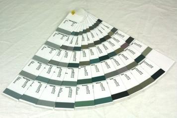 WheelDeck Wheel Color Formula Selector