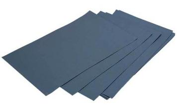 1000 grit sandpaper (20 half sheets)