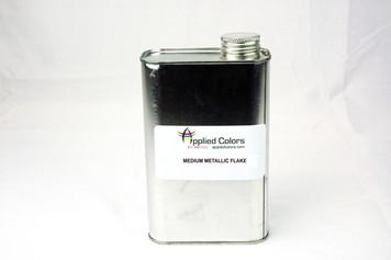 32 oz. Silver Wheel Paint Medium Flake