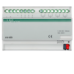 Dimming Controller 4fold, 0~10V - KA/D 04.T1.1