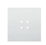 4 White Bright Leds  230V  AC