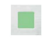 1 Green Led 230V AC