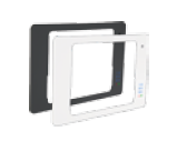 miniDock Bezel Glass iPad Mini 1,2 & 3