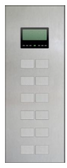KNX Design Tableaus - Serie Largho  R12 LCD