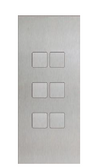 KNX Design Tableaus - Serie Contrattempo  6
