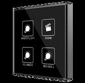 TMD Square Custom 4-Button