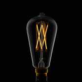 Leo LED Filament Squirrel Cage