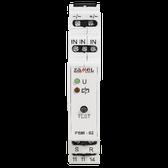 PBM-02/24V - Bistable Relay Set/Reset Input 24V AC/DC