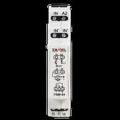 PBM-04/U - Bistable Relay Set/Reset Input 12-230VAC/DC