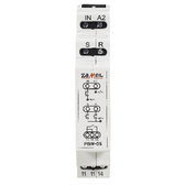 PBM-05/12-24V - Bistable Relay Set/Reset Input 12-24VAC/DC